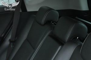 Toyota Rav4 - пошив салона кожей, тонировка
