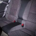 Сиденья автомобиля из алькантары