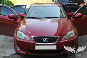 Lexus IS 250 – пошив салона