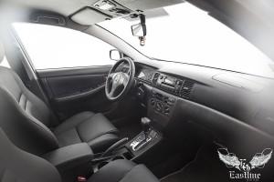 Toyota Corolla - пошив салона