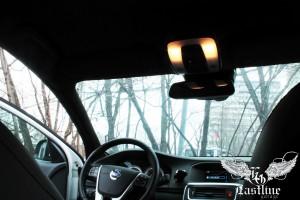 Volvo S60 – перетяжка потолка