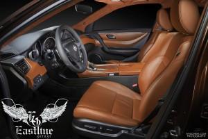 Acura ZDX Turbo – комплексный тюнинг салона автомобиля