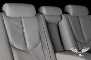 Lexus RX 300 – Пошив салона , шумоизоляция , установка акустики , изготовление сабвуфера стелс