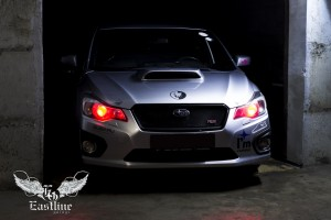 Subaru Impreza GJ – комплексная перетяжка потолка