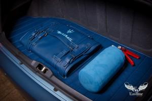 Maserati Coupe 4200 GT – комплексная доработка салона автомобиля