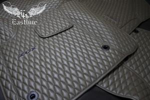 Acura ZDX - комплект ковров из экокожи премиум класса