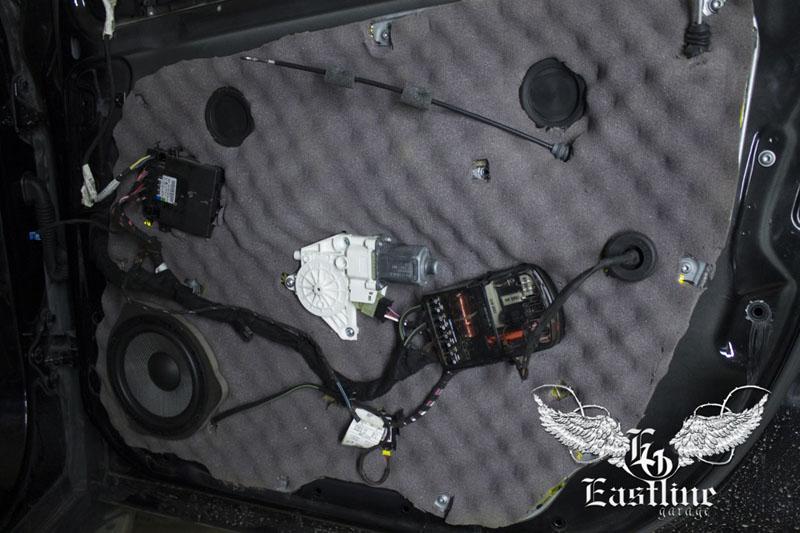 Тюнинг-ателье Eastline Garage. Самоклеющаяся алькантара и кожзам! - Страница 2 141