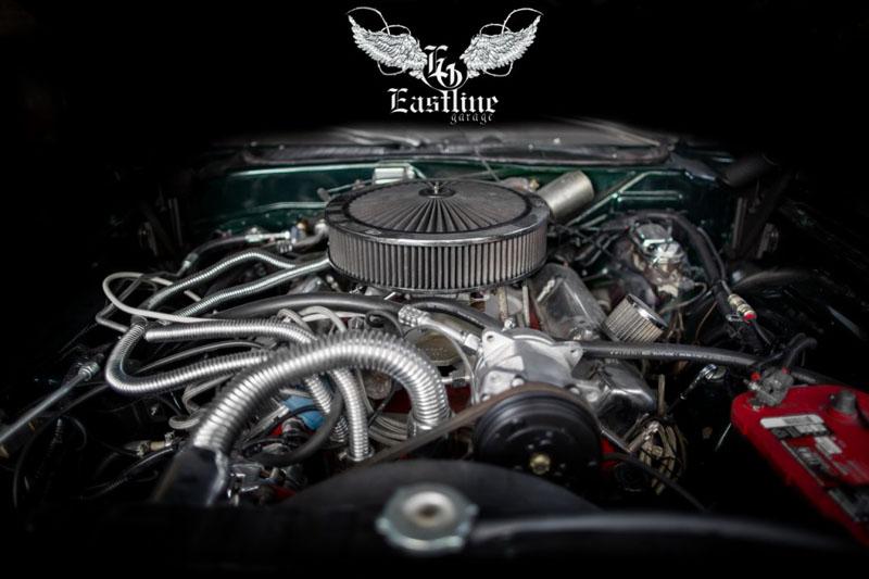 Тюнинг-ателье Eastline Garage. Самоклеющаяся алькантара и кожзам! - Страница 2 203