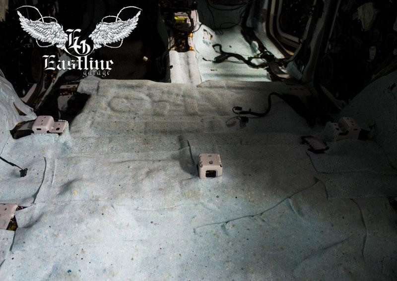 Тюнинг-ателье Eastline Garage. Самоклеющаяся алькантара и кожзам! - Страница 2 45