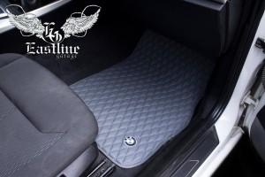 BMW 2 (F22) - ковры в салон из экокожи
