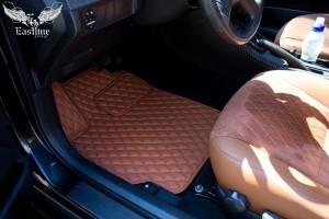 Стандартный комплект ковров для Scion Tc1