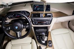 BMW 3 – комплексный пошив салона авто