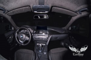 Комплексная доработка салона BMW 3 F30