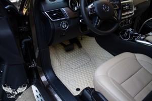 Люксовый комплект роскошных ковров для Mercedes-Benz GL
